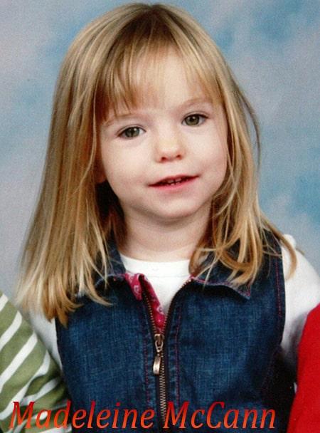 Misteri Kematian Madeleine McCann