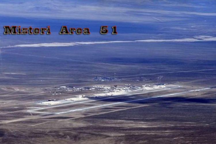 Misteri Area 51